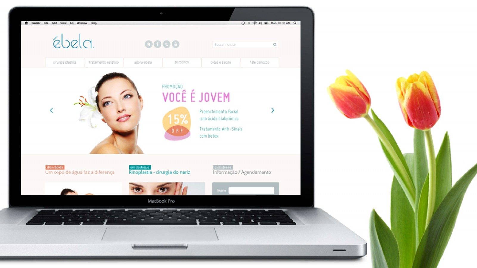 Website - Ebela