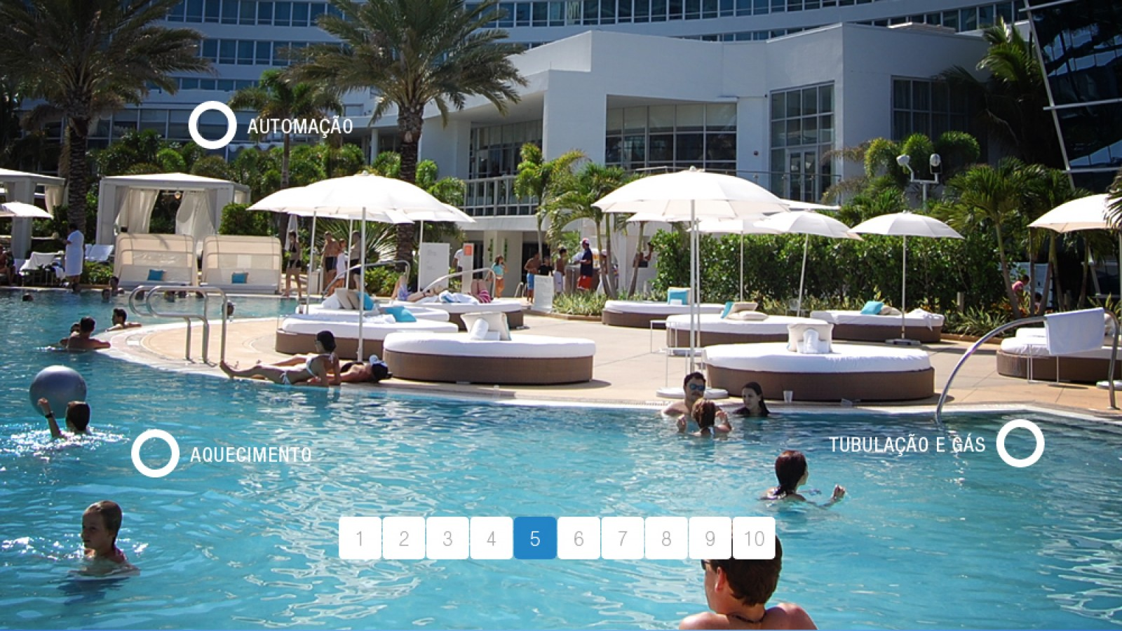 Website - Acquasuly Piscinas