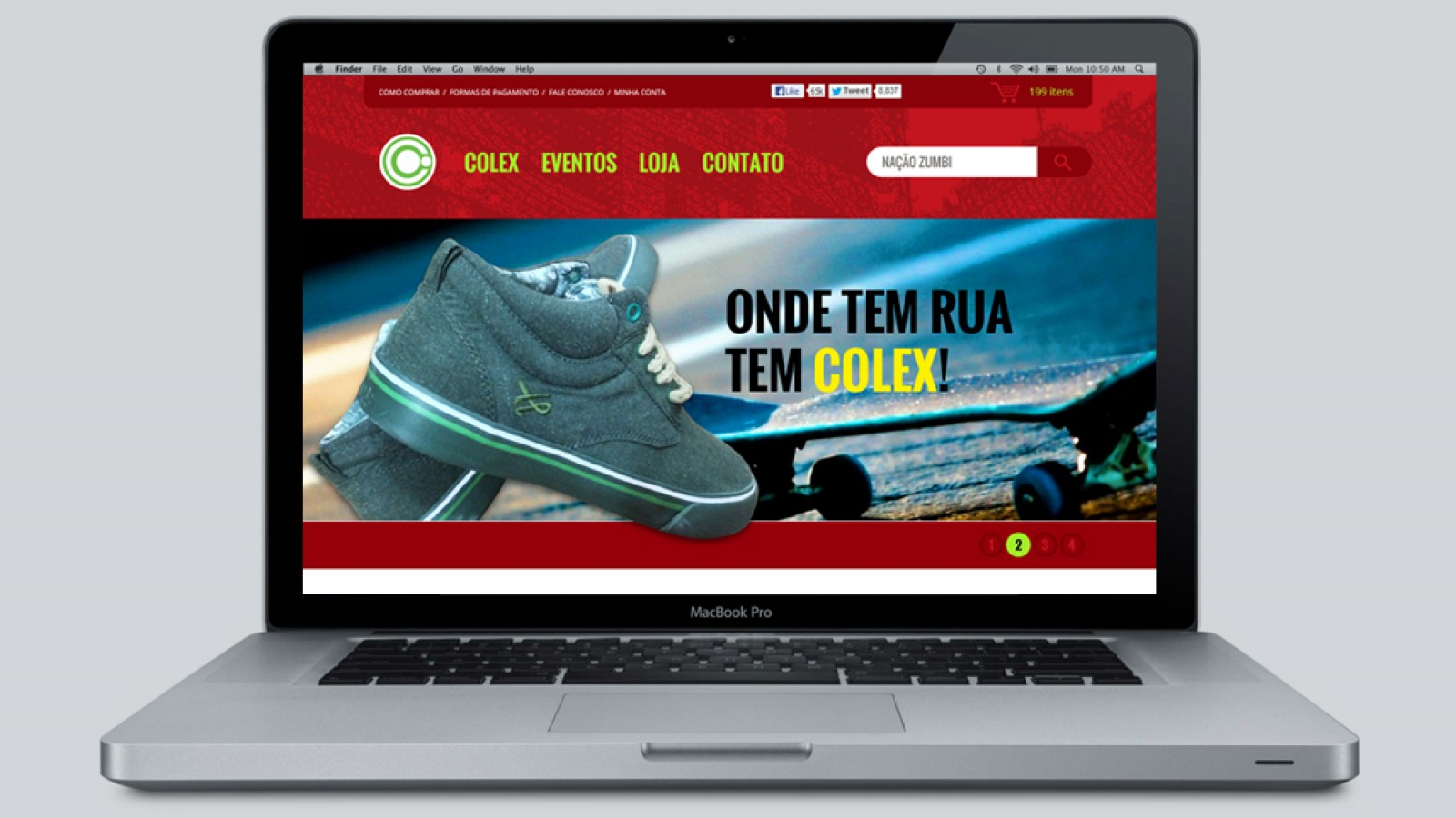 Website / E-Commerce - Colex